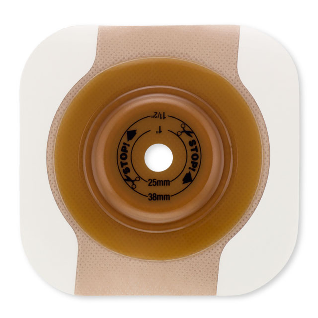 Ostomy 35400 Conform 2 Convex Flextend Barrier, Tape, Back